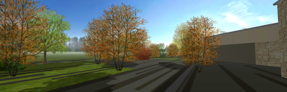 professional program for garden 3D design and visualization Gardenphilia DESIGNER