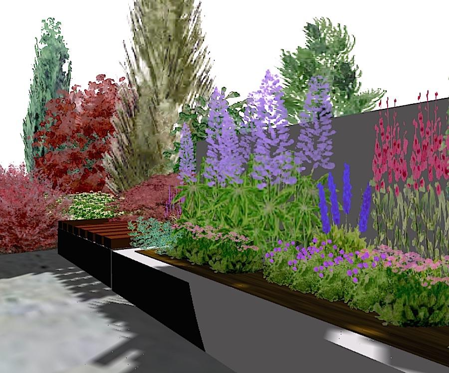 profesjonalny program 3D do projektowania i wizualizacji ogrodów i zieleni