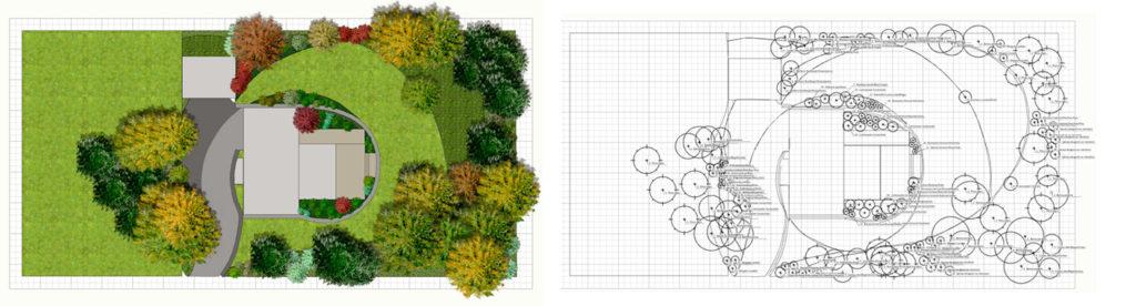 Gardenphilia DESIGNER - programie do projektowania i wizualizacji ogrodów