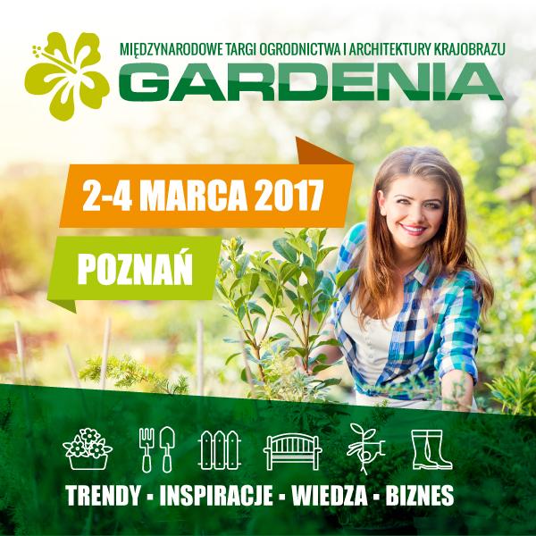 Spotkajmy się na Targach Gardenia 2017