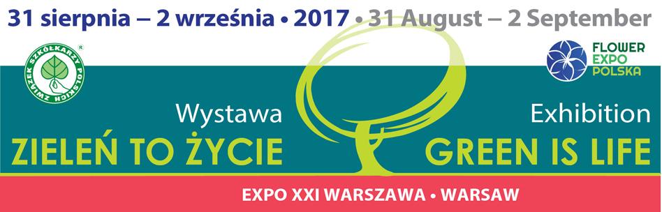 Jubileuszowa 25. Wystawa Zieleń to Życie z Gardenphilia.com