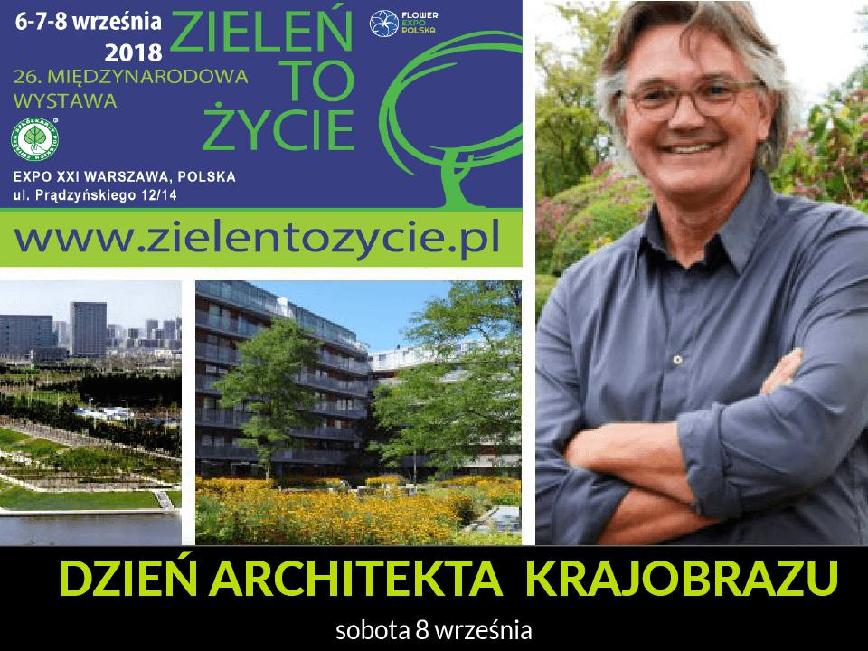 Gardenphilia.com Oficjalnym Sponsorem Dnia Architekta Krajobrazu